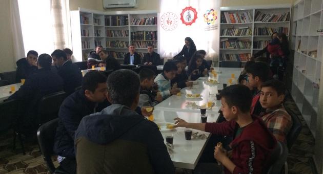 Kitap Sevgisi, Alevi Kültür Derneklerinde Aşılanıyor