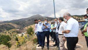 Koçali Barajı 187 bin dönüm araziye can suyu olacak