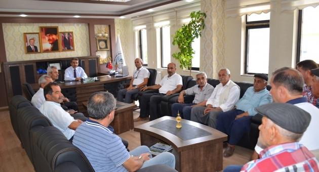 Korupınar'ın Heyelan Bölgesi Olmaktan Çıkarılmasını İstiyor