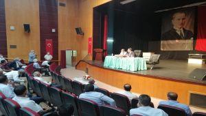 Köylere Hizmet Götürme Birliği Olağan Meclis Toplantısı gerçekleştirildi