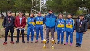 Kros Yarışmasının Şampiyonu Berkcanspor