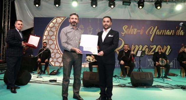 Mahmut Karadağ'dan Muhteşem Konser