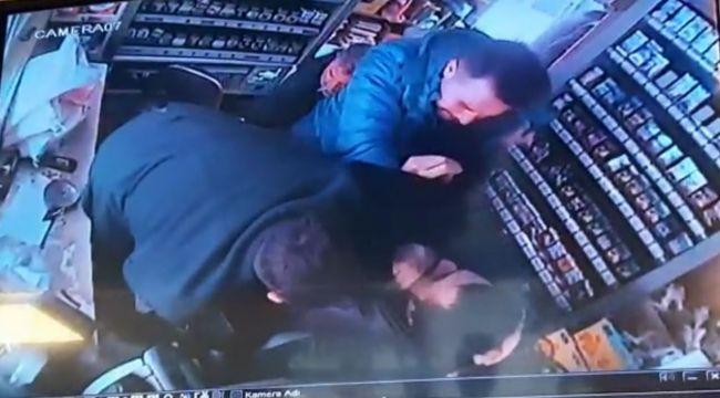 Marketten Çaldığı Sigaraları Satmak İsterken Yakalandı - Videolu Haber