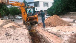 Mehmet Akif Mahallesi'nin altyapısı yenileniyor