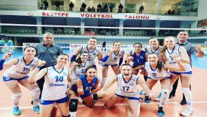 Merinos Spor, Ankara'dan 3 Puanla Döndü