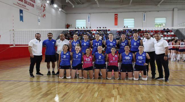 Merinos Spor İlk Maçında Antalyaspor'u Mağlup Etti