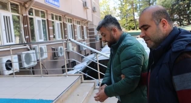 Mescidin Yardım Kutusunu Çalan Şüpheli Tutuklandı