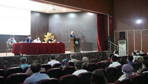 Mesleki Paylaşım ve Koordinasyon toplantısı yapıldı