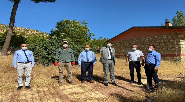 Meyve kurutma ve paketleme tesisi projesi hayata geçiriliyor