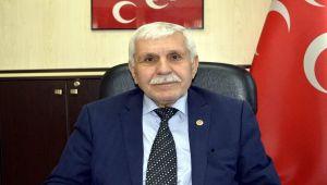 MHP İl Başkanı Özgün'den yeni yıl açıklaması