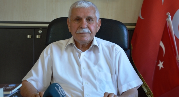"""MHP İl Başkanı Özgün; """"Türkiye'nin Yeni Bir Partiye İhtiyacı Yok"""" - Videolu Haber"""