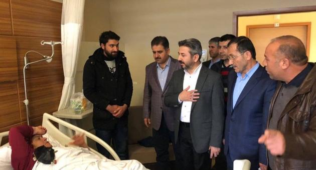 Milletvekili Aydın'dan 14 Mart Tıp Bayramı Mesajı