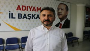 Milletvekili Aydın'dan Adıyaman'a Kovid-19 Hızlı Kit Müjdesi