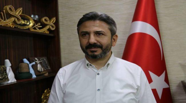 Milletvekili Aydın'ın AK Parti Teşkilatı'nın 19. kuruluş yıl dönümü mesajı