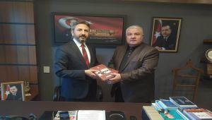 Milletvekili Aydın'ın TBMM Konuşmaları Kitap Haline Getirildi