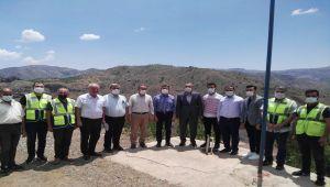 Milletvekili Aydın: Koçali Barajı'nı 2023'de bitirmeyi hedefliyoruz