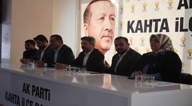 Milletvekili Aydın: Türkiye Dünyanın Gündemini Belirliyor