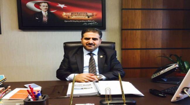 Milletvekili Fırat'ın, AK Parti Teşkilatı'nın 19. kuruluş yıl dönümü mesajı