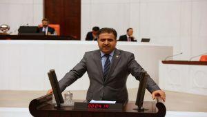 Milletvekili Fırat'ın Türk Polis Teşkilatı'nın 175. Kuruluş Yıl Dönümü Mesajı