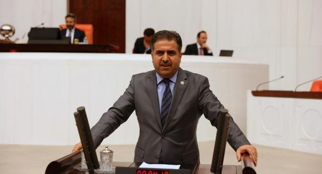 Milletvekili Fırat'tan 10 Nisan Polis Günü Mesajı