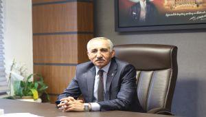 Milletvekili Taş'ın AK Parti Teşkilatının 19. kuruluş yıl dönümü mesajı