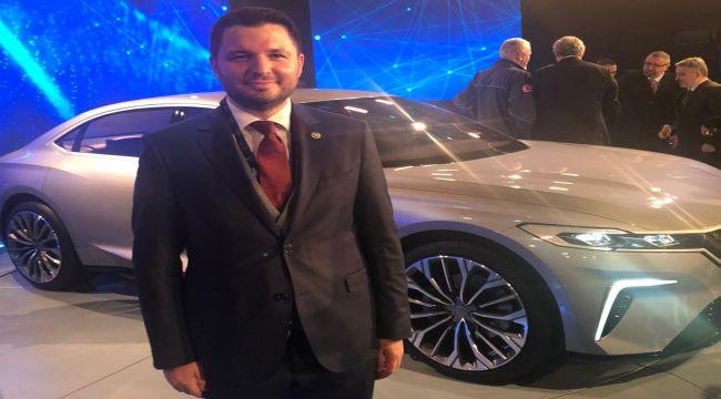 Milletvekili Toprak:Bu Başarı Büyük ve Güçlü Türkiye'nin Başarısıdır
