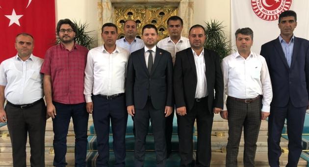 Milletvekili Toprak'tan Adıyaman'daki SP'li ve CHP'li Belediyelere Eleştiri