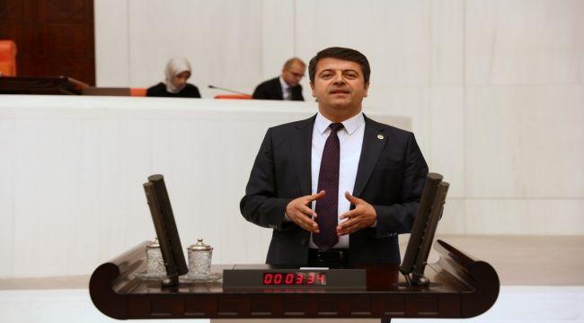 Milletvekili Tutdere'de: Gelin Adıyaman Ovası'nı Sulayın