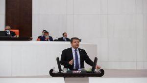 Milletvekili Tutdere: Gerger halkı yol çilesine çözüm bekliyor