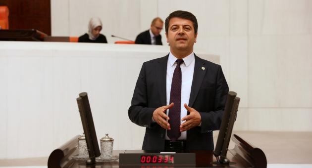 """Milletvekili Tutdere: """"Mermer Sektörü Yüzde 60 Küçüldü"""" - Videolu Haber"""