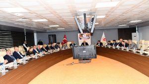 Milli Eğitim Platformu Toplantısı Yapıldı