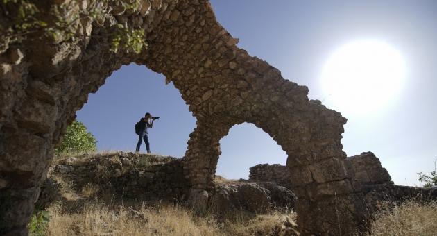 Narince Köyünün Saklı Güzellikleri İlk Kez Fotoğraflandı