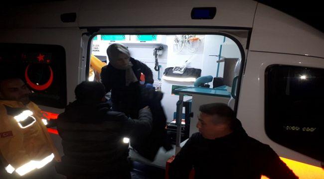 Nemrut Dağı'nda Tipiye Yakalanan Turistler Kurtarıldı