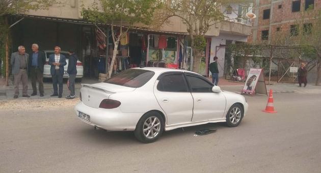 Öğrenci Servisi İle Otomobil Çarpıştı: 1 yaralı