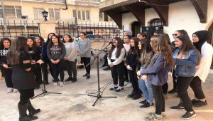 Öğrenciler, Fotoğraf Sergisinde Konser verdi - Videolu Haber