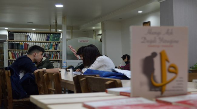 Öğrenciler Hayathanem Kütüphanesine Yoğun İlgi Gösteriyor - Videolu Haber