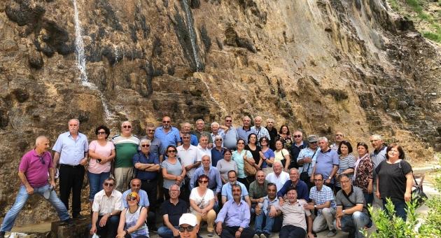 Öğretmen Okulu Mezunları 44 Yıl Sonra Tunceli'de Buluştu