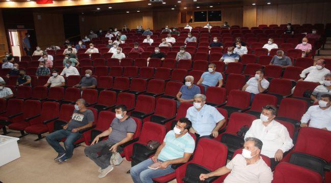 Okul Müdürleri Toplantısı Düzenlendi
