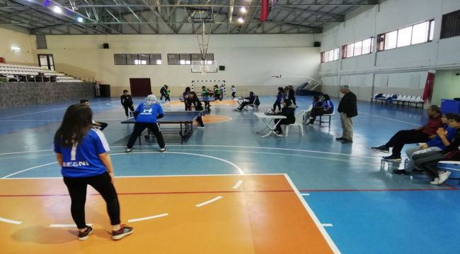 Okullar Arası Spor Müsabakalarının Startı Verildi