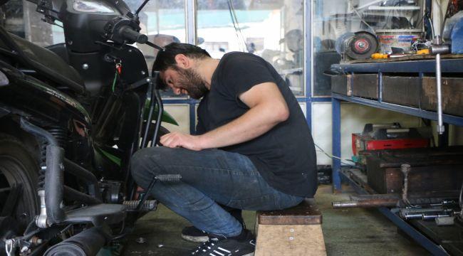 Pandemi Adıyaman'da motosiklet satışını artırdı - Videolu Haber