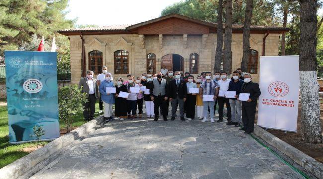 'Proje Hazırlama ve Yönetme' eğitimi sona erdi