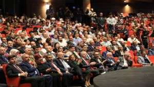 Rektör Turgut Dünya Göç ve Mülteci Kongresine Katıldı