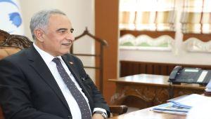 Rektör Turgut'tan 10 Ekim Dünya Ruh Sağlığı Günü Mesajı