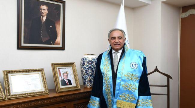 Rektör Turgut'tan, 3 Aralık Dünya Engelliler Günü Mesajı