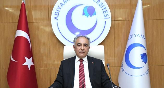 Rektör Turgut'tan Babalar Günü Mesajı