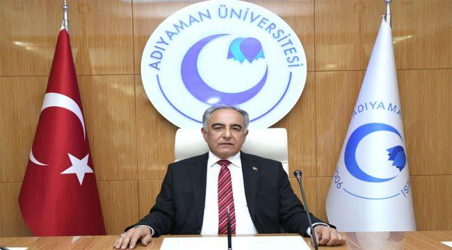 Rektör Turgut'tan Şehitlerimiz İçin Başsağlığı Mesajı