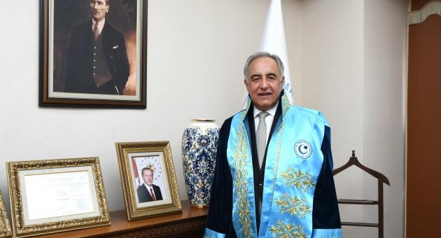 Rektör Turgut'tan Srebrenitsa Katliamı'nın 23. Yıl Dönümü Mesajı