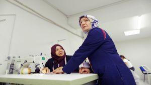 SADA Kadın Kooperatifi 252 bin koruyucu yüz maskesi üretecek