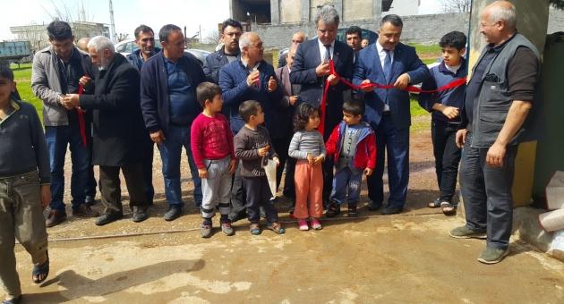 Şambayat'ta Öğrenciler Yararına Kermes Düzenlendi