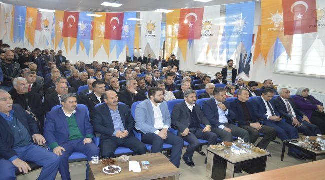 Samsat AK Parti İlçe Başkanı Erdem Güven Tazeledi - Videolu Haber